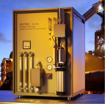 Analizador de ox geno y nitr geno on 900 for Analizador de oxigeno